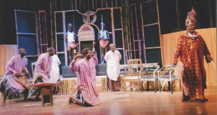 Ibibo'ss love angers King