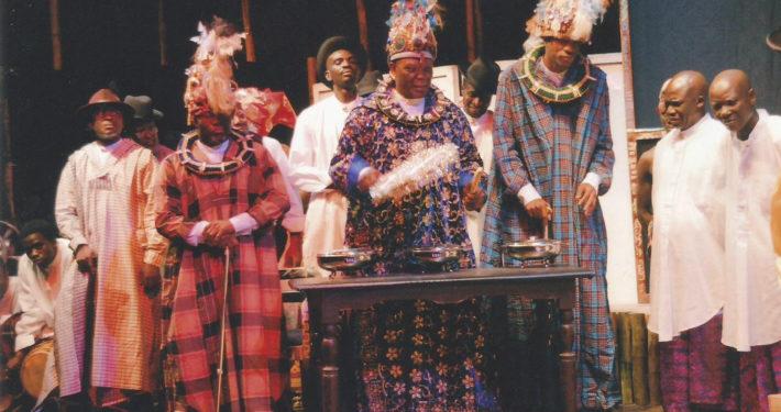 King Dokubo chairs feast at Kongoma
