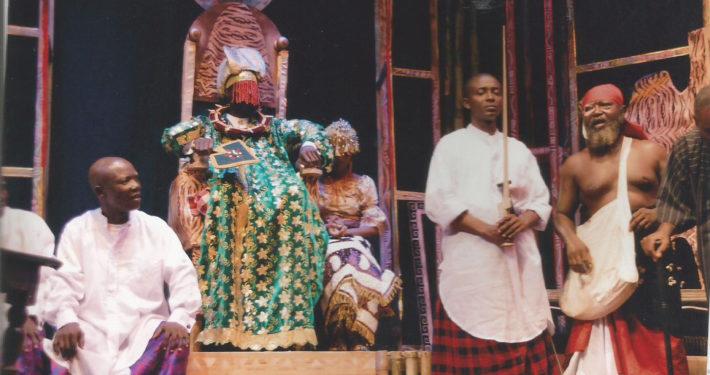 Ibibo made king in a strange land